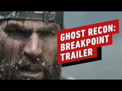 Ghost Recon: Breakpoint 4K Cinematic Trailer