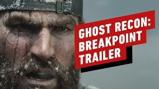 vuclip Ghost Recon: Breakpoint 4K Cinematic Trailer