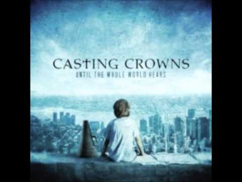 HOLY ONE   CASTING CROWNS