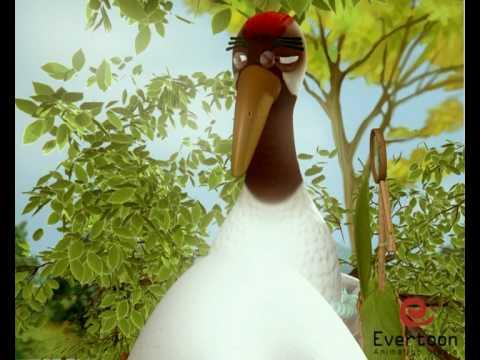Birds - demo version - 3d animation - hoạt hình 3D Việt Nam