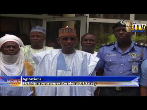 Agitations: FCT Minister Assures Residents Of Safety