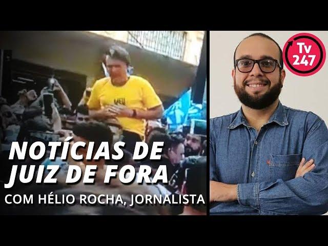 Notícias de Juiz de Fora: o episódio Bolsonaro e as eleições