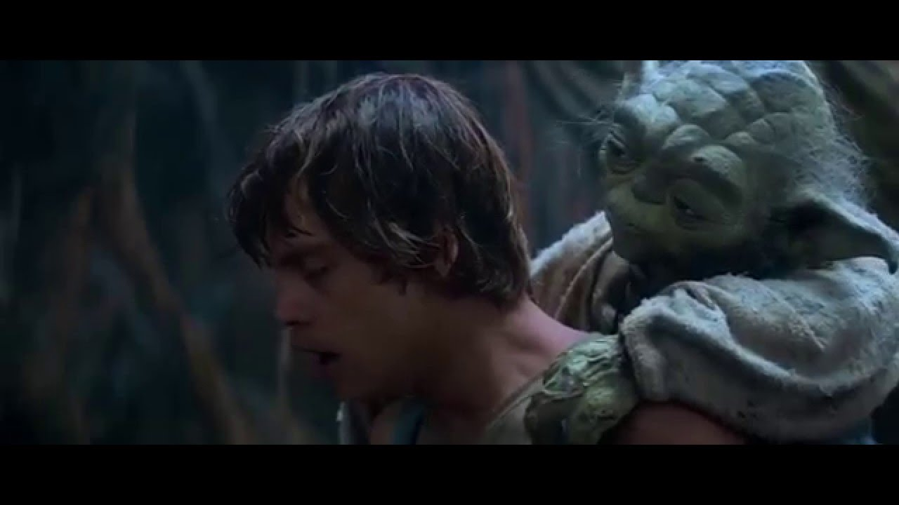 Master Yoda Quote Force Star Wars V The Empire Strikes Back