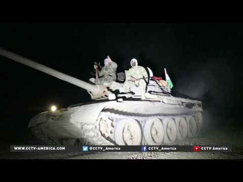 Retaking Mosul: Iraqi and Kurdish troops launch offensive against ISIL