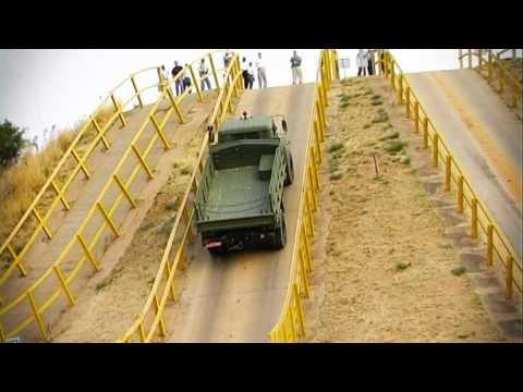 KrAZ military truck trial in africa Испытания КрАЗа в Африке