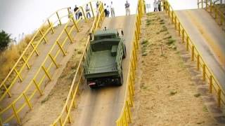 KrAZ military truck trial in africa (Испытания КрАЗа в Африке)