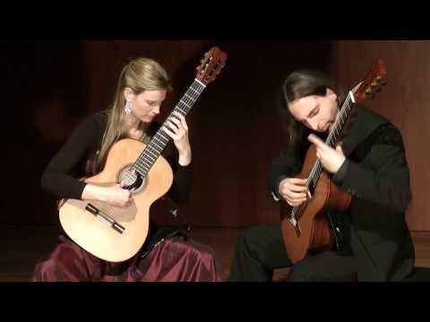 Guitar Duo KM - Oblivion, A. Piazzolla