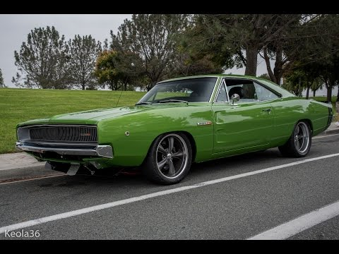 Viper Swapped 1968 Dodge Charger : Short Film