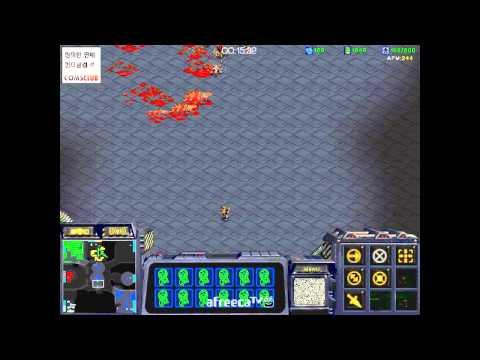 임요환급! 테란 통쾌하게 핵으로 한방! Fastest Maps in StarCraft Brood War(3:3TeamPlay) from YouTube · Duration:  28 minutes 38 seconds