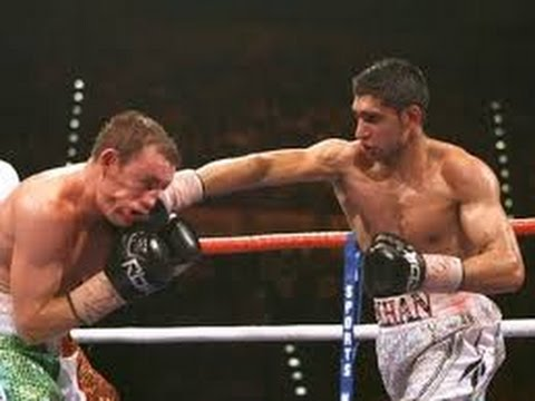 Amir Khan Knockouts - Amir Khan vs Michael Gomez