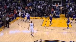 Kings Announcers Reacting to Klay Thompson's 37 point quarter