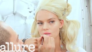 The Look of Moschino Spring 2015 - Allure