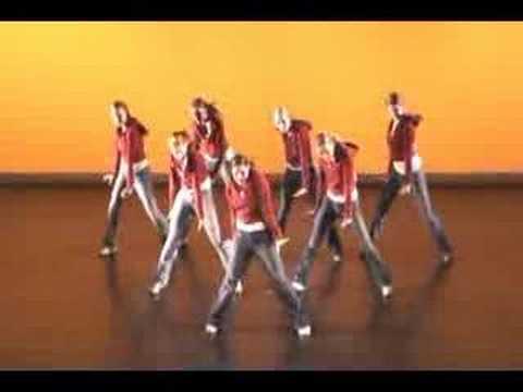 Harvard Crimson Dance Team - We Run This