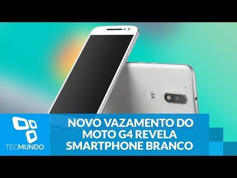 Novo Vazamento Do Moto G4 Revela Smartphone Na Cor Branca