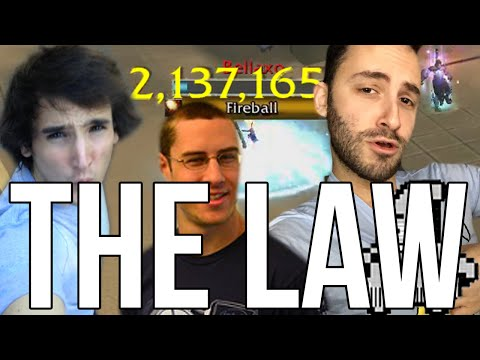 THE LAW HAS RETURNED