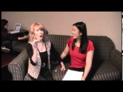 Deborah Watling Interview at Long Island Who 2