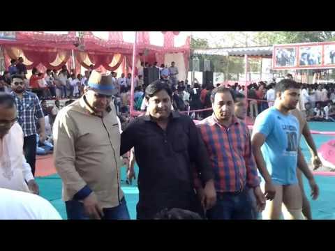 Pawan Rathi @ PART 1 स्व  श्री गुरु बिशम्बर सिंह मेमोरियल दंगल, जिमखाना ग्राउंड, सराय रोहिल्ला दिल्ल