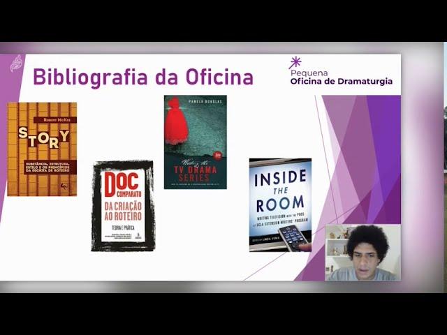 Bibliografia - Pequena Oficina de Dramaturgia