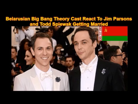 jim parsons in russia