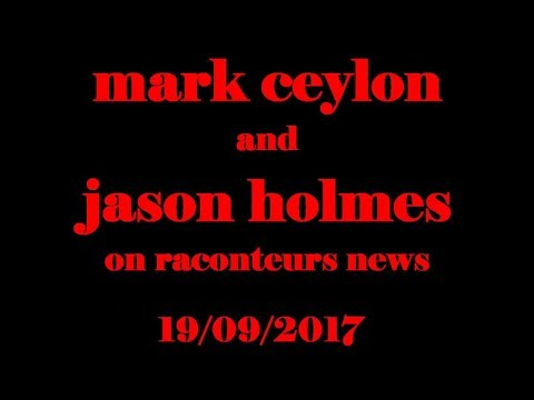 mark ceylon & jason holmes on raconteurs news 19/09/2017