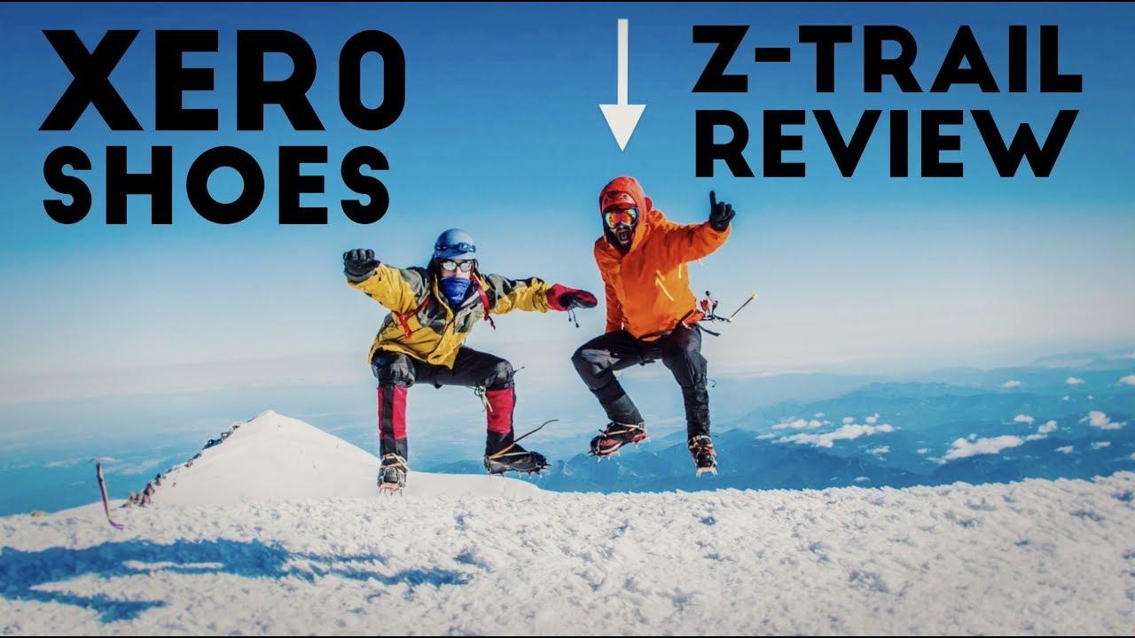 82e885c55d54 Xero Shoes Z-Trail Review - Mt Rainier Field Test - Amazon - YouTube