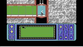 Let's Play: Impossible Mission (C64) 01