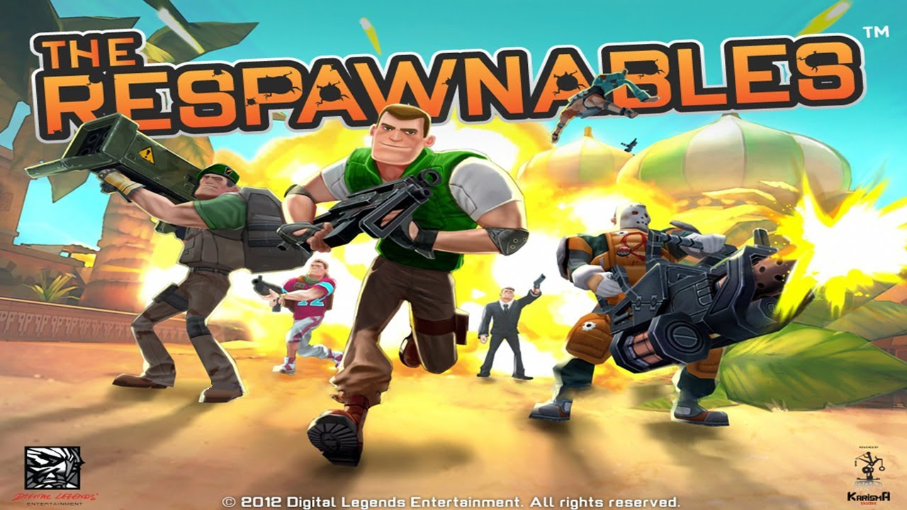 Respawnables cheats and free codes download