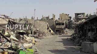 Iraq  Mosul's Old City still left in ruins and graveyards one month after its recapture