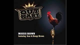 OutKast - Morris Brown ft Scar, Sleepy Brown