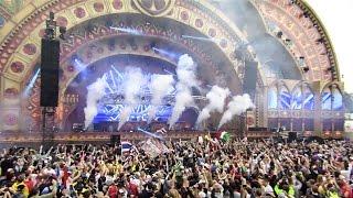 vinai live tomorrowland 2015