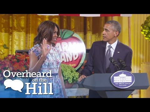 Obama Guilty Pleasure: Chips And Guac | Overheard On The Hill | msnbc