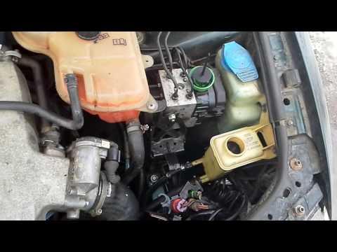 (замена жижи )промывка гидраусилителя пассат б5