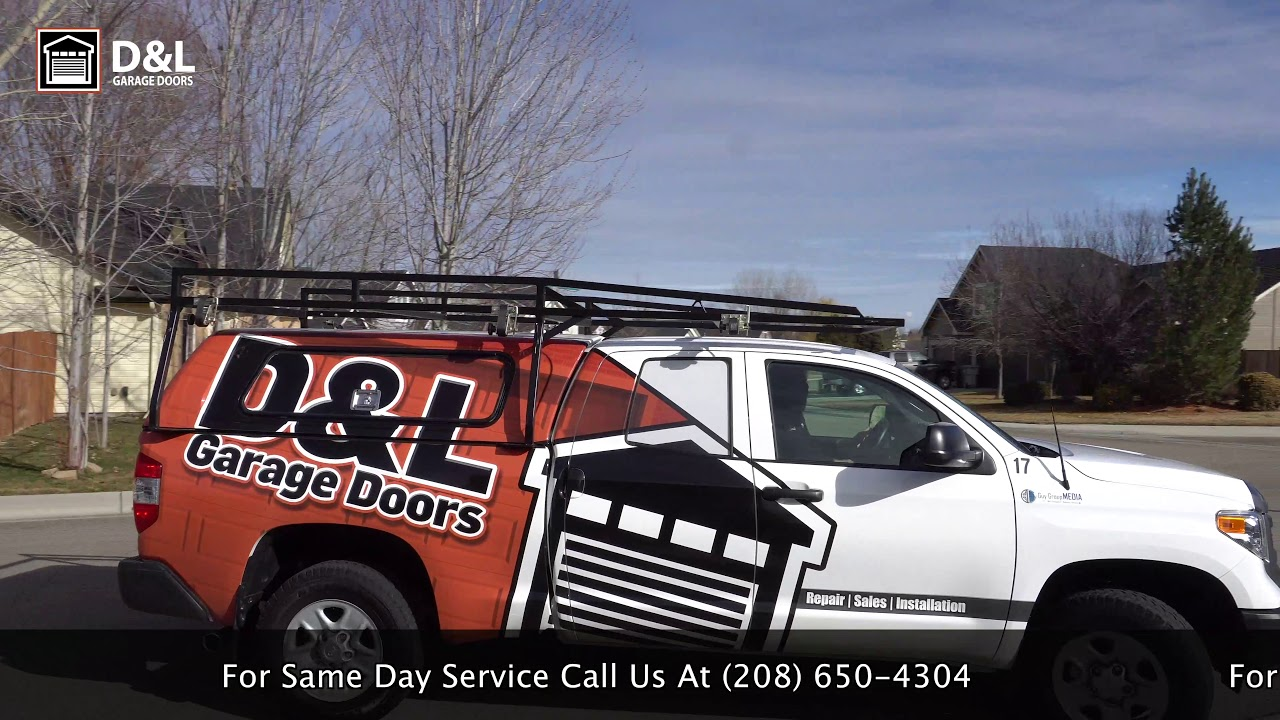 D L Garage Doors Servicing Boise And Greater Treasure Valley