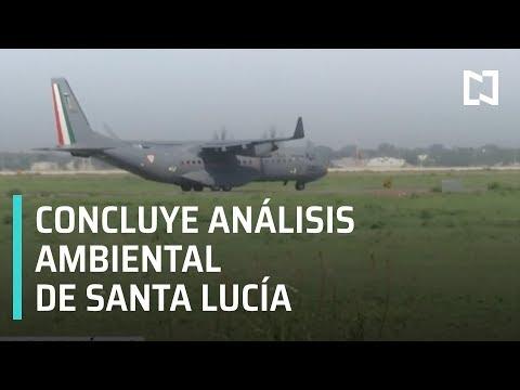 Aeropuerto de Santa Lucía: Concluye análisis de impacto ambiental - Las Noticias