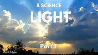 Light Part 1 | Plane Mirror, Laws of Reflection | CBSE Class 8 Science