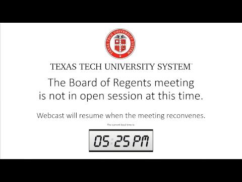 Board of Regents Meeting | Feb. 21, 2019