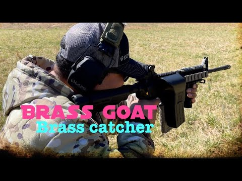 Brass Goat | AR Brass Catcher (BG15)