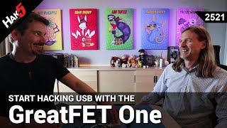 Introducing the GreatFET One - Hak5 2521