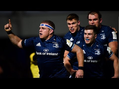 All 13 of Seán Cronin's tries from the 2018/19 season