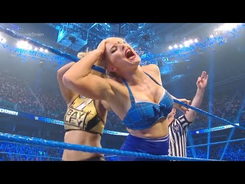 Lacey Evans vs. Bayley 1/2