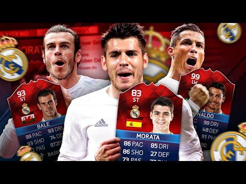 OMG REAL MADRID iMOTM MORATA THE NEW BENZEMA! FIFA 16 ULTIMATE TEAM
