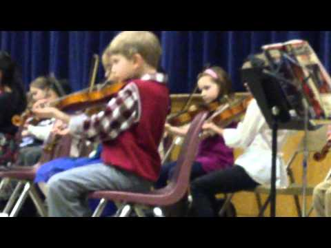 Four Seasons Elementary School Instruments Night