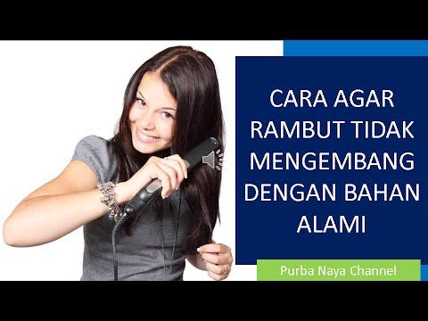 Download CARA AGAR RAMBUT TIDAK MENGEMBANG DENGAN BAHAN ALAMI   * Video Belajar Cara Bikin & Membuat *