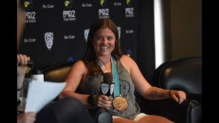 Colorado's Arielle Gold reflects on 'being a champion' for the environment