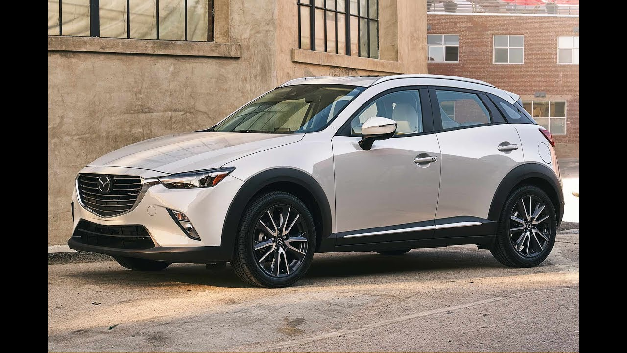 2018 Mazda Cx 3 Exterior And Interior Review Youtube