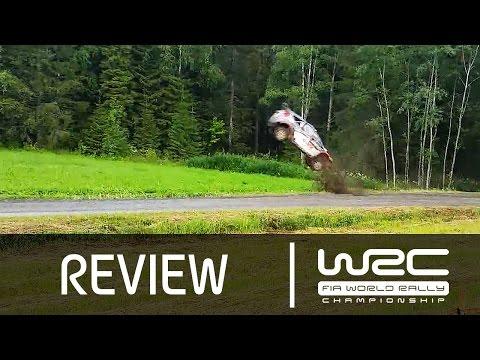 WRC - Neste Oil Rally Finland 2015: REVIEW Clip