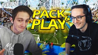 FIFA 21 | Pack&Play vs ROHN