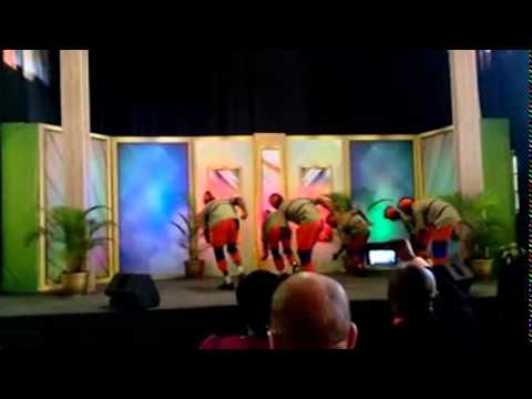 BORN TO SUCCEED DANCEGROUP in Christ Embassy lagos