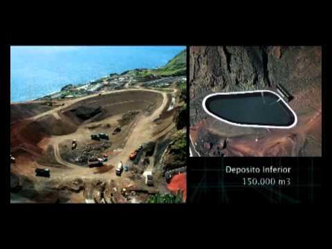 La Central Hidroeólica de El Hierro. Gorona del Viento El Hierro.mp4