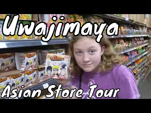 Uwajimaya Asian Store In Bellevue - A Quick Tour